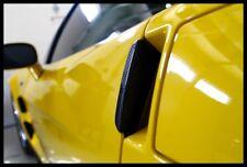 Corvette C6 Z06 ZO6 ZR1 GS Carbon Fiber HydroGraphics Exterior Door Handles