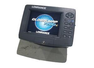 Lowrance Globalmap 7200c Chartplotter Marine GPS Head Unit * 30 Day Warranty *