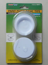 Basic Type Paint Palette w Lids MASTER TOOLS TRUMPETER MODEL ACCESSORY 9973