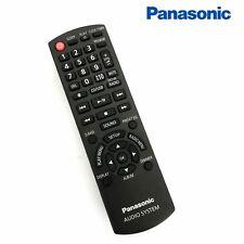 Original PANASONIC Audio Remote Control N2QAYB001018 SC-PMX100 SC-PMX70 SC-PMX74
