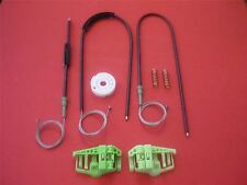 BMW E46 Compact Kit de Reparación Regulador Ventanilla Cable y Clips /