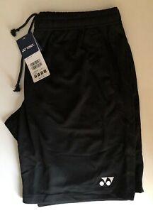 YONEX Men's Black Shorts Size Large