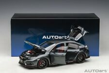Autoart HONDA CIVIC TYPE R (FK8) POLISHED METAL COMPOSITE 1/18 Scale New Release