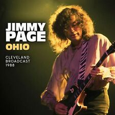 JIMMY PAGE Ohio CD NEW SEALED Outrider Tour Cleveland 1988