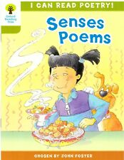 Oxford Reading Tree Levels 7-8: I Can Read Poetry: SENSES POEMS - NEW