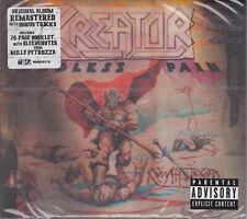 KREATOR 1985 CD - Endless Pain +7 Remastered 2017 (Digipak 2019) Destruction NEW