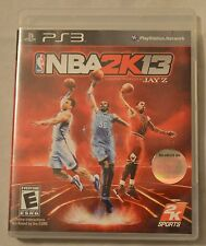 NBA 2K13 - Playstation 3 Game, MINT CONDITION
