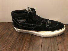 VANS COLLECTABLE DISPLAY SHOE   RARE ITEM   HALF CAB ONE  BLACK