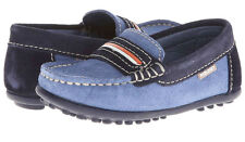Pablosky Kids 103625 Suede Mocassins Shoes Size 11 US, 29 EU, 19 cm, Potugal,NIB