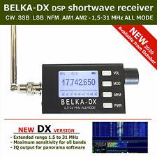 BELKA DX  shortwave receiver 1.5-31MHz