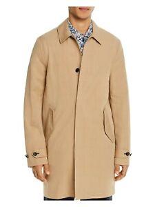 PAUL SMITH Mens Brown Coat M