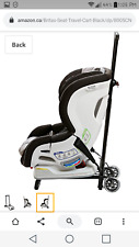 Britax. car Seat Travel Cart