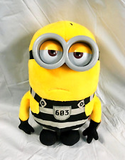 "Despicable 3 Minion Plush 9"" Talking Stuffed Toy"