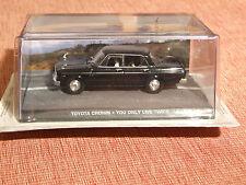 James Bond Toyota Corona Con Revista Nº 56