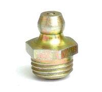 50 Schmiernippel DIN 71412; verzinkt; H1; M10 x 1