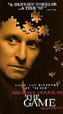 The Game (VHS, 1998, Closed Captioned)