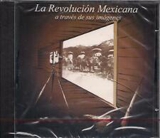 La Revolucion Mexicana A Traves De Sus Imagenes CD NEW Factory Sealed!
