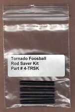 TORNADO FOOSBALL OVERSIZE ROLL PIN - BAR REPAIR KIT - COIN OP T3000 T 2000 PINS