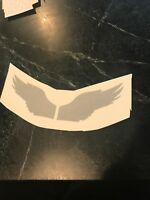 "Philadelphia Eagles Throwback MINI HELMET DECAL SET Rare NFL Logo Pair 3"" Static"