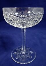 coupe à champagne cristal Baccarat Lagny 13 cm Réf A25/7/9 cup