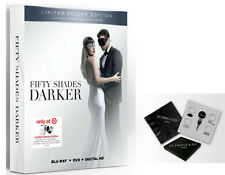 Fifty Shades Darker Deluxe Target Exclusive (Blu-ray + DVD + Digital)