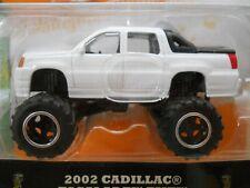 JADA - JUST TRUCKS - LIFTED 2002 CADILLAC ESCALADE EXT PICKUP - 1/64 DIECAST