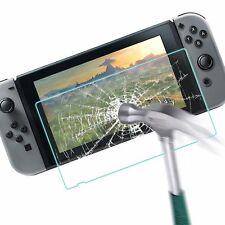 TEMPERED GLASS SCREEN PROTECTOR SHIELD GUARD FOR NINTENDO SWITCH + CLOTH