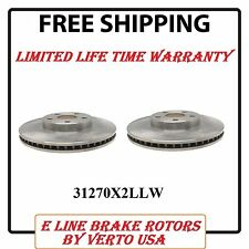 Front Brake Rotors For Toyota Corolla ,Celica, Matrix , Scion tc, Pontiac Vibe