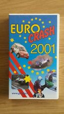 Euro Crash 2001 Rally VHS Video