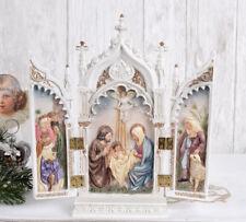Casa Altare Cattedrale Trittico Scultura Sacrale Rilievo