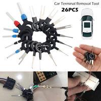Extracteur connecteur sertissage câblage électrique voiture outil retrait 26PCS