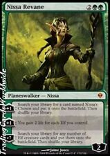 Nissa Revane // Foil // NM // Zendikar // engl. // Magic the Gathering