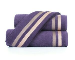 Small Purple Bath Towel, 20x35,Terry Cloth, Soft, Thick, Durable, Made in Russia