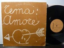 Rino De Filippi - Tema: Amore, Nazionalmusic N° 1023, VG/VG+, Italy, 1972