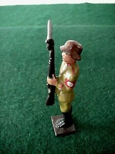 GERMAN GUARD SOLDIER WWII, 7.5 CM