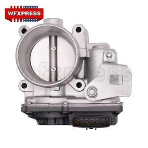 GENUINE Throttle Body Fit For MAZDA 3 CX-3 CX-5 L4 2.0L 2012-2018 PE01-13-640A