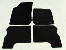 Dacia Sandero 2013-on Fully Tailored Deluxe Car Mats in Black