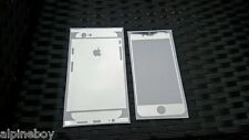 Chrome Effect Skin Sticker For Apple iPhone Vinyl Wrap Cover Decal Protector