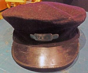 Vintage Southern Region Guard's Railway Cap