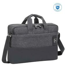 RivaCase Lantau 8831 Melange Tasche Bag Schwarz f. Asus Vivobook F505B