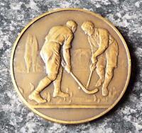 British Army Northern Command UK Vintage 1955-56 Hockey Medal