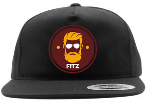 Washington Football Team Ryan Fitzpatrick Logo Snapback Hat