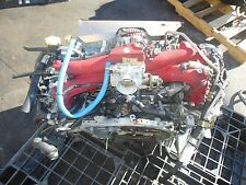 2006-2007 JDM Subaru Sti Version 9 Engine EJ207 Engine VF37 Turbo Jdm Swap EJ257