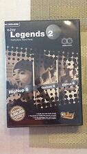 eJay Legends 2 (HipHop 5, Techno 4, Dance 6) Windows Vista / XP / 7 - EUC! AXL