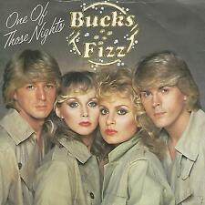 """BUCKS FIZZ """" ONE OF THOSE NIGHTS/ALWAYS THINKING OF YOU"""" 7"""""""