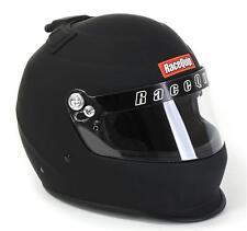 Racequip Pro 15 Top Air Helmet SA2015 - Flat Black Small 263992