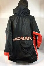 Kids HARLEY DAVIDSON JACKET Waterproof unisex, Black Size: 4