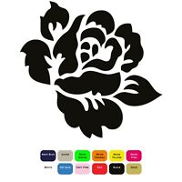 English Rose Iron On T-Shirt Clothes Heat Transfer Vinyl Sticker HTV Decal
