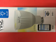 Ampoule LED WIFI GU10 intelligente WiZ WZ0195071WIZ WIZ35 TW