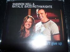 Shannon Noll & Natalie Bassingthwaighte - Don't Give Up CD Single – New